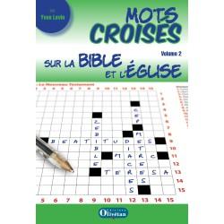 Mots croisés sur la Bible et l'Église - Volume 2