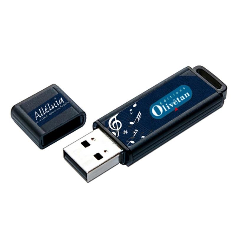 Clé USB Alléluia