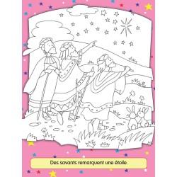 Ma Bible à colorier - Noël