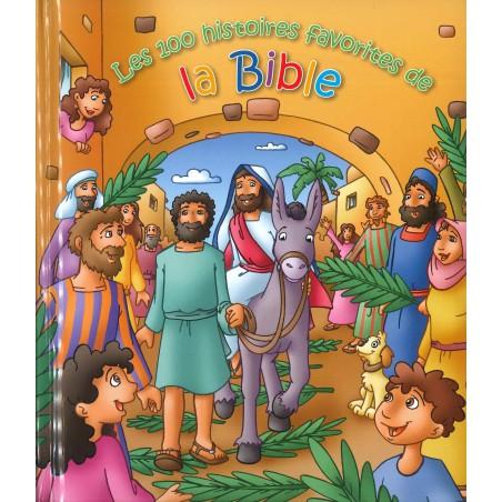 Les 100 histoires favorites de la Bible.