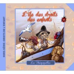 Les théopopettes - L'île des droits des enfants