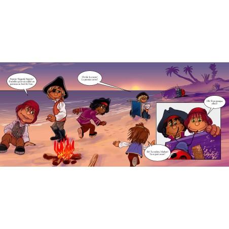 Théopopettes - L'île des droits des enfants