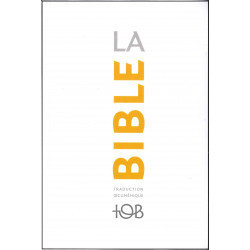 Bible format compact traduction TOB