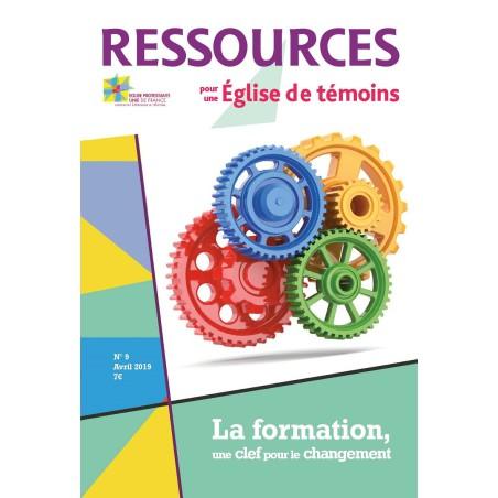 Ressources n° 9 avril 2019 - La formation, une clé pour le changement