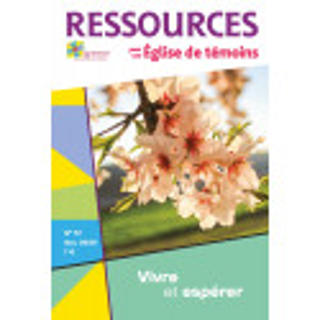 Ressources n°12 : Vivre et espérer