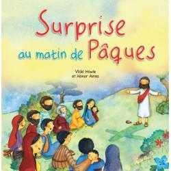 Surprise au matin de Pâques !