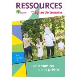 Ressources n° 11 : Les chemins de la prière