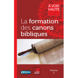 La formation des canons bibliques