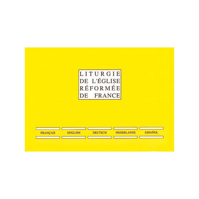 Liturgie multilingue de l'ERF