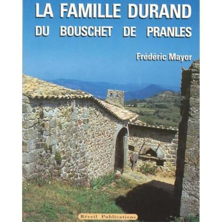 Famille Durand du Bouschet de Pranles (La)
