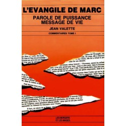 Evangile de Marc, tome 1.