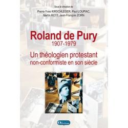 Roland de Pury (1907-1979), théologien protestant non conformiste en son siècle