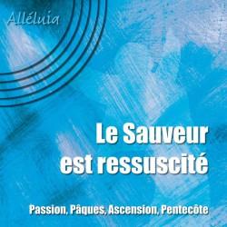 CD audio Alléluia - Le Sauveur est ressuscité