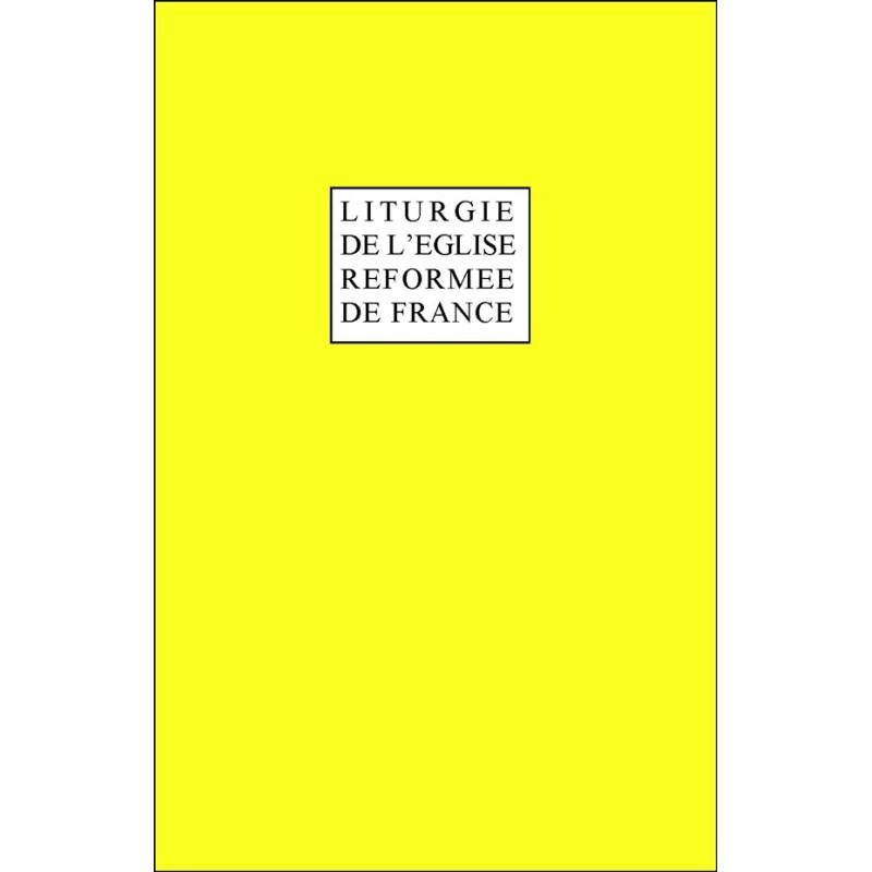 Liturgie complète de l'ERF 2010