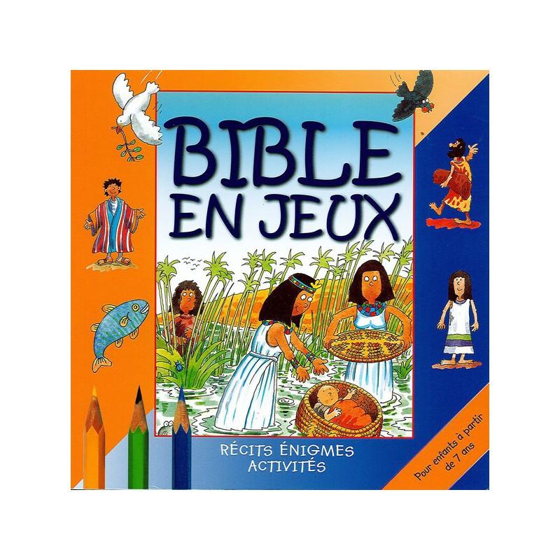 Bible en jeux - tome 2