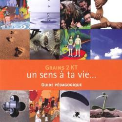Grains 2 KT : Un sens à ta vie (CD-ROM catéchète) - nouvelle édition 2011