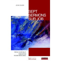 Sept sermons sur Job par Jean Calvin