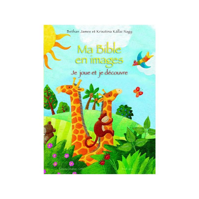 Ma Bible en images - Je joue et je découvre