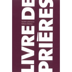 Le Livre de Prières - nouvelle édition 2012