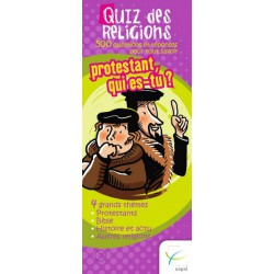 Quiz des religions - Protestant, qui es-tu ?
