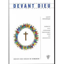 Devant Dieu le sens du culte : livre du catéchète