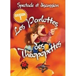 Les Parlottes des Théopopettes - Saison 1