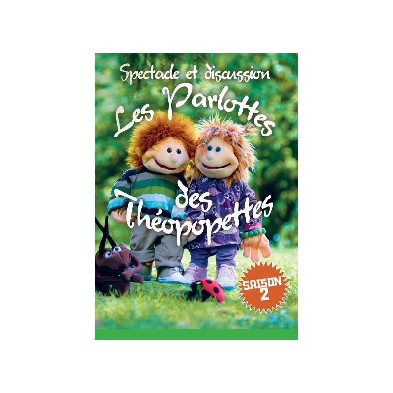 Les parlottes des Théopopettes - Saison 2