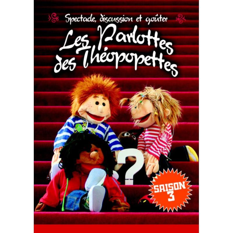 Les parlottes des Théopopettes - Saison 3