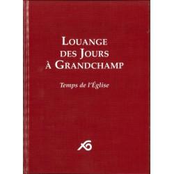 Louange des jours à Grandchamp