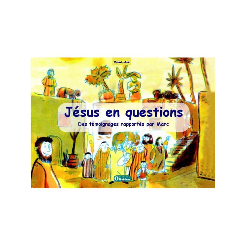Jésus en questions : matériel enfant