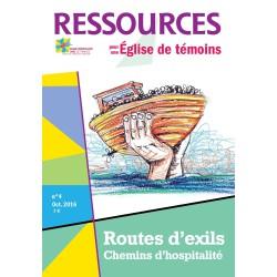 Ressources n° 4 : Routes d'exil, chemins d'hospitalité