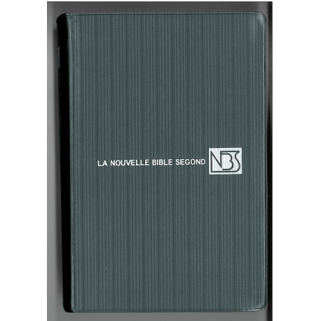 Bible compacte traduction NBS
