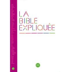 La Bible expliquée (traduction en français courant)