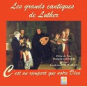 CD audio - Les grands cantiques de Luther