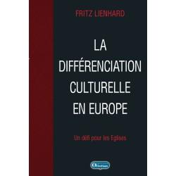 La différenciation cultrurelle en Europe Un défi pour les Eglises